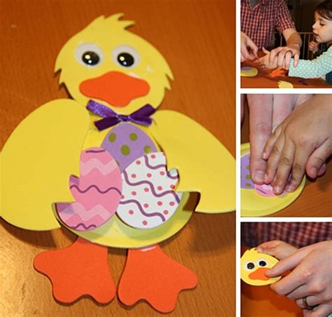 easter arts and crafts easter crafts for kids my daily magazine art design diy fashion and beauty