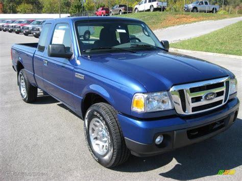 2011 Ford Ranger Xlt by Vista Blue Metallic 2011 Ford Ranger Xlt Supercab 4x4
