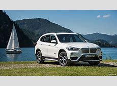 2016 BMW X1 xDrive25d xLine Front HD Wallpaper #150