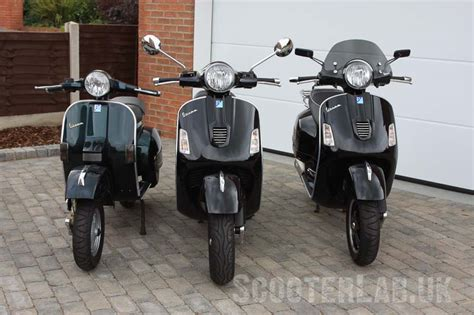 Vespa Gts Modification by Vespa Gts Buyers Guide Feature Scooterlab