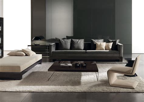 Lounge Sofas From Minotti