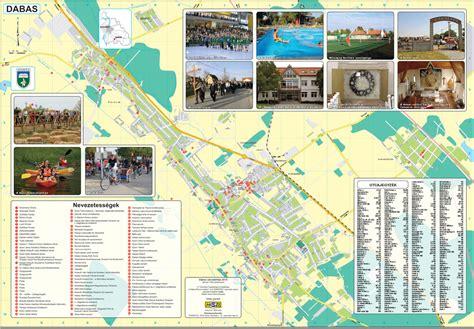 DABAS.HU Dabas Város Önkormányzatának weboldala - Térképek