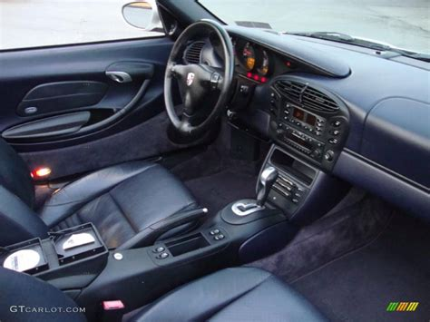 2001 Porsche Boxster Standard Boxster Model Interior Photo