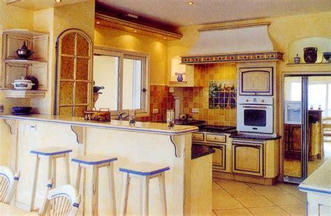 decoration provencale pour cuisine six décos cuisine provencale pour rêver