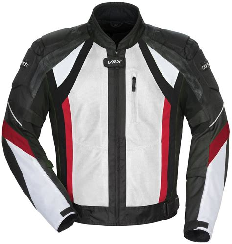 discount motorcycle jackets 113 44 cortech mens vrx air armored mesh jacket 232182