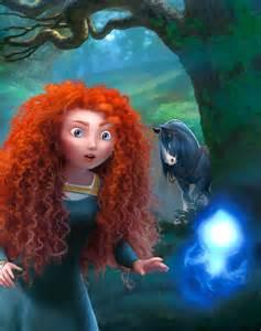 Brave Disney Princess Merida