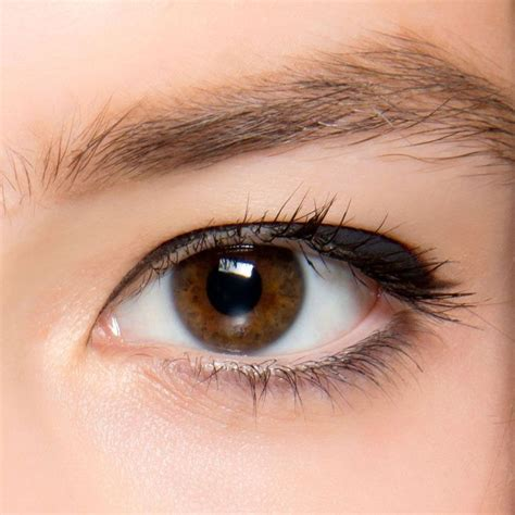 maquillage yeux marron journ 233 e comment maquiller des