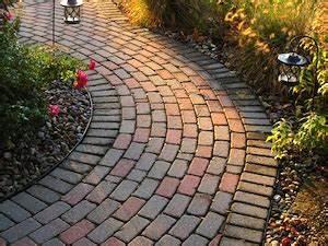 Allee De Jardin Facile : brique couleur tout ~ Melissatoandfro.com Idées de Décoration