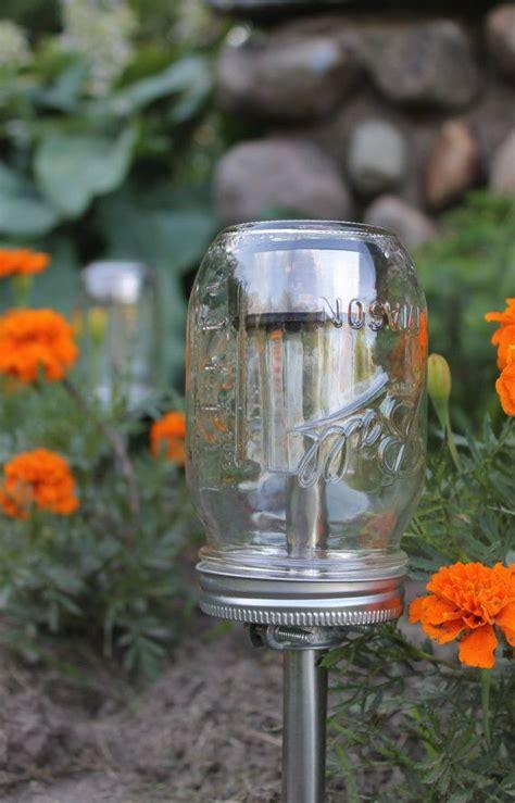 solar powered jar lights eco friendly jar