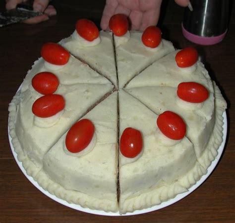 april fools day meatloaf cake recipe foodcom