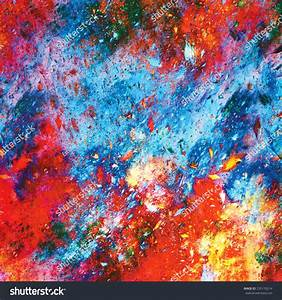 Abstract Artistic Texture Multicolor Background Digital ...