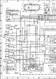 Wiring Diagram Type 944944 Turbo 944 S Model 88