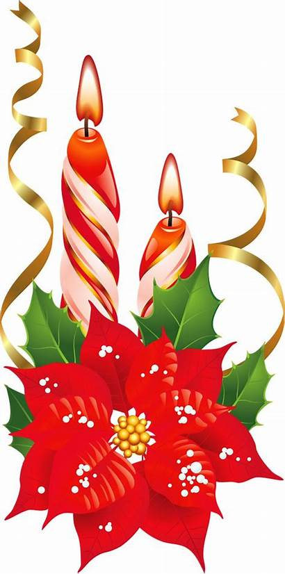 Christmas Clipart Clip Candles Candle Paintings
