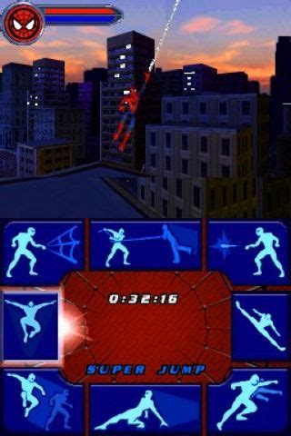 nintendo ds ultimate spider man rom rom sector
