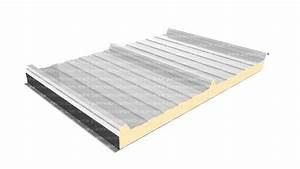 Plaque Isolante Polyuréthane : panneau sandwich toiture pour fermes panneau sandwich ~ Edinachiropracticcenter.com Idées de Décoration