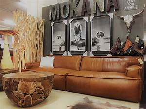 Couch Leder Cognac : ledersofa cognacfarben baci living room ~ A.2002-acura-tl-radio.info Haus und Dekorationen