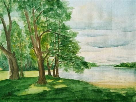 In Der Natur by Malen In Der Natur