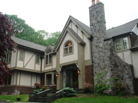 Updated Tudor  Traditional  Exterior  Other Metro  By