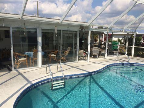 l shades port charlotte fl port charlotte waterfront pool home southwest fl real estate