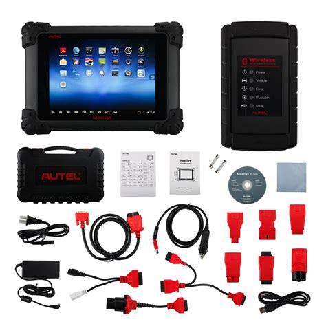 Diagnostic System by Original Autel Maxisys Ms908 Smart Automotive Diagnostic