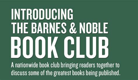 barnes and noble club barnes noble just announced the barnes noble book
