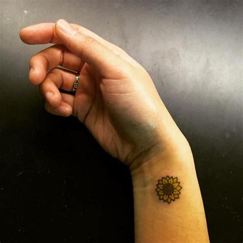 fantastic sunflower tattoos   inspire    inked tattooblend