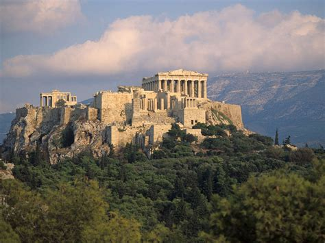 The Acropolis Of Athens Athens Greece Activity Review