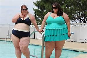 fat women in bathing suits | It's the Women, Not the Men!