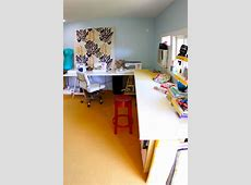 17 Best ideas about Sewing Cutting Tables on Pinterest