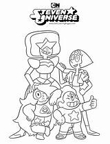 Coloring Universe Steven Cartoon Network Sheet Colouring Dc Hero Camp Island sketch template