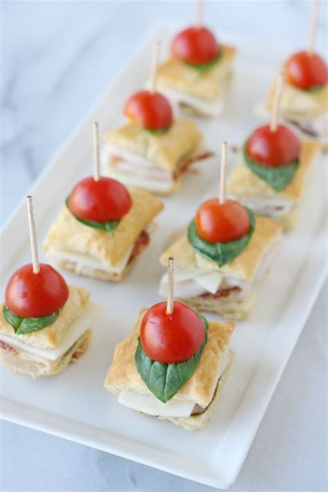 puff pastry canapes ideas puff pastry canapes ideas 28 images 74 best images