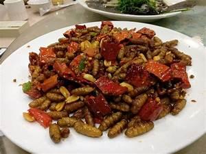 Comida china de verdad que sí se come en China
