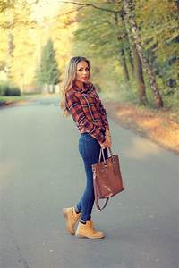 How To Wear Timberland Boots If You Are A Girl - Outfits With Timberlands - Just The Design