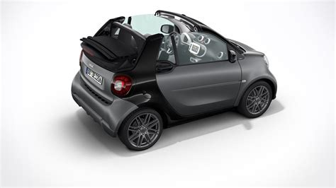 Brabus Brings Sporty Touches Back To 2017 Smart Fortwo