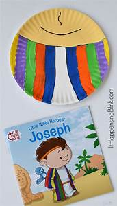 Joseph and the Coat of Many Colors Craft | A cheap and ...