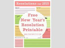 20+ New Years free printables Lolly Jane