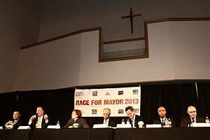 NYC Mayoral Candidates Butt Heads Over Issues Affecting ...