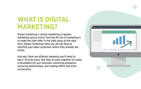 About Digital Marketing by The Ultimate Guide To Digital Marketing Digitalmarketer