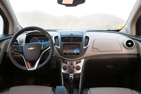 Interni Chevrolet Trax Chevrolet Trax