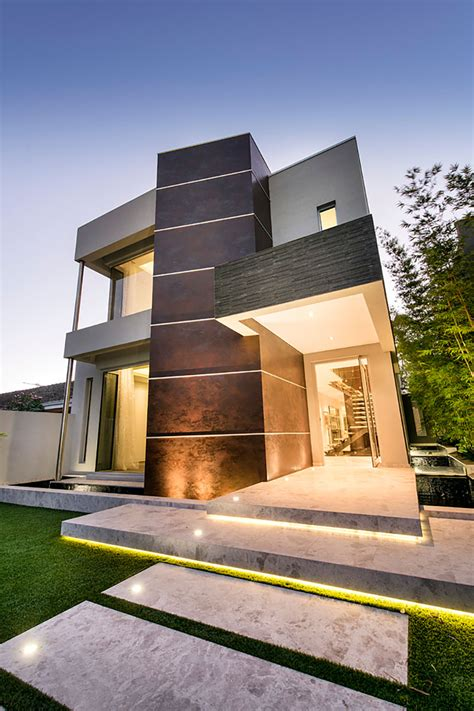 Block Home Designs Narrow