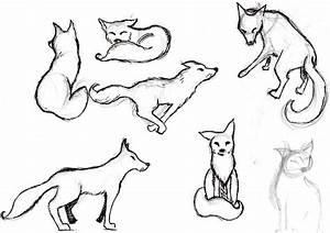 Snow Fox U2019 Page 3 U2019 Helen Blackburn Art