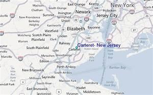 Carteret New Jersey Tide Station Location Guide
