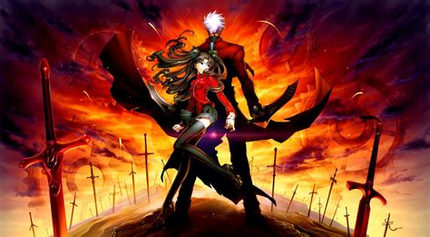 Anime Archer Wallpaper - anime anime fate stay tohsaka rin archer