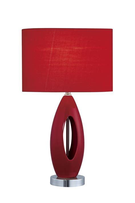 contemporary ceramic table ls lite source ls 21860red nakia contemporary ceramic table