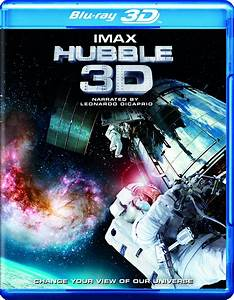IMAX: Hubble 3D DVD Release Date March 29, 2011