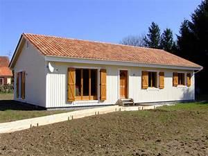 La Maison Du Volet : pose de volets battants en bois autoconstruction maison en ossature bois ~ Melissatoandfro.com Idées de Décoration
