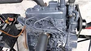 Kubota D1105 Diesel Engine Video 005