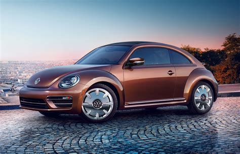 Roll The Credits: The Volkswagen Beetle Is A Timeless