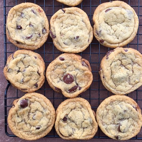 vegan chocolate chip cookies the best vegan chocolate chip cookies vedged out