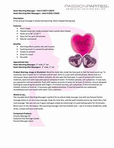 Pin On Passion Parties Product Manual